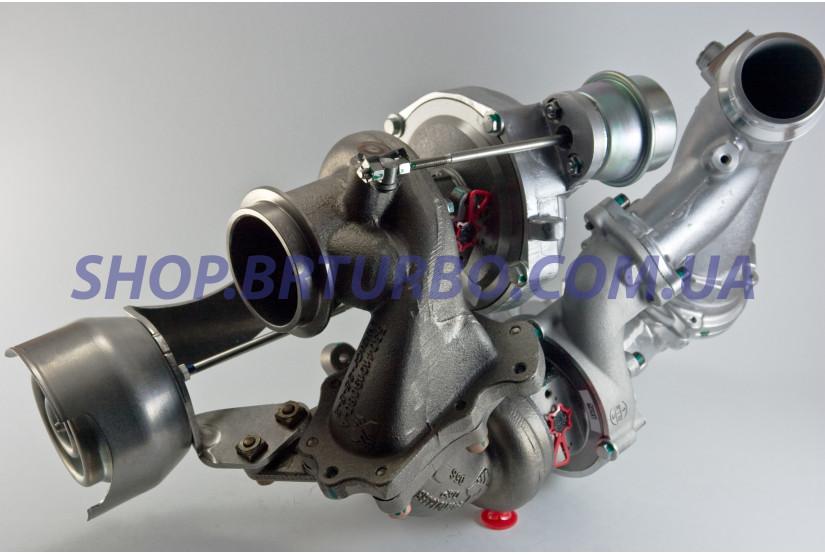 Оригинальный турбокомпрессор  10009880019