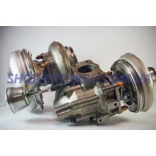Оригинальный турбокомпрессор  10009880128