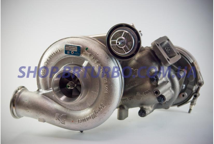 Оригінальний турбокомпресор 10009880129