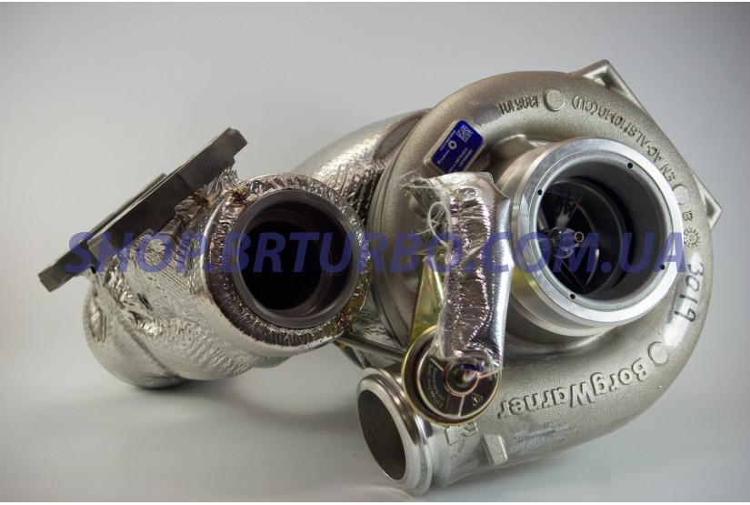 Оригінальний турбокомпресор 13879980063