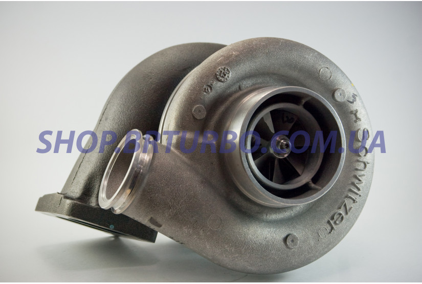 Оригинальный турбокомпрессор  312779