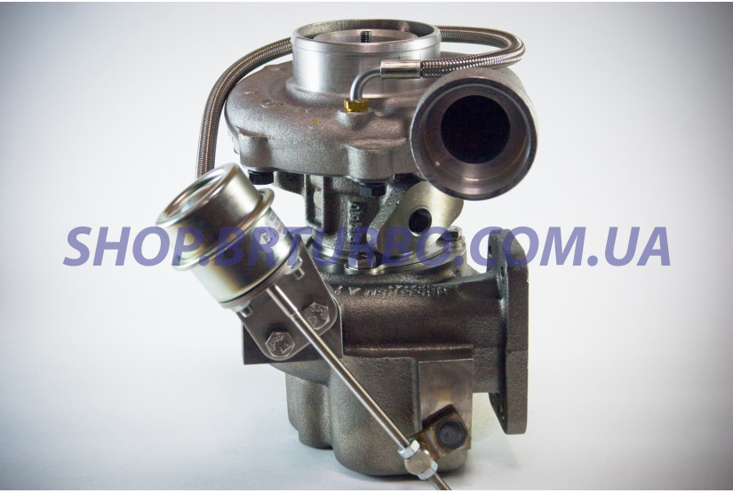 Оригінальний турбокомпресор 318807