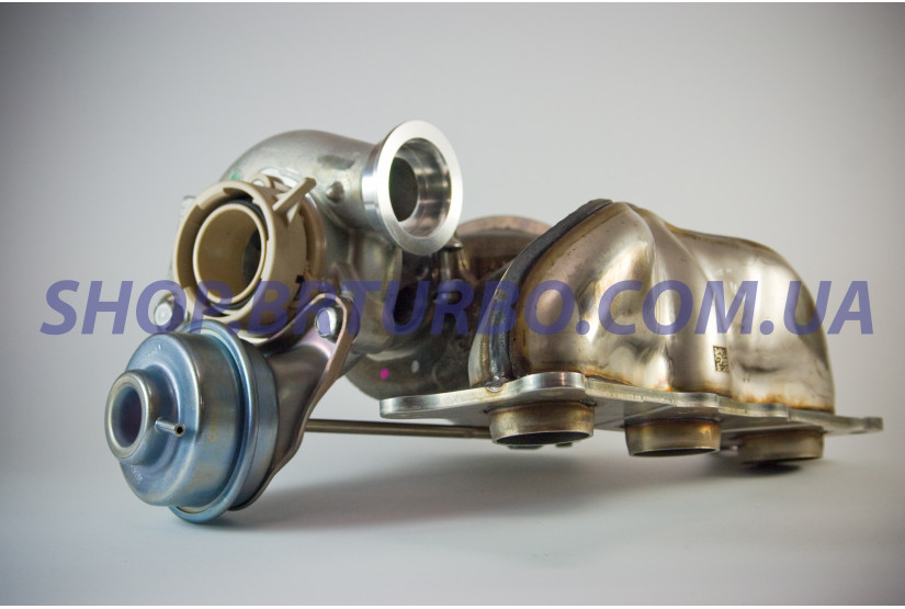 Оригінальний турбокомпресор +4913107239
