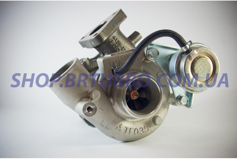 Оригінальний турбокомпресор 4913503412