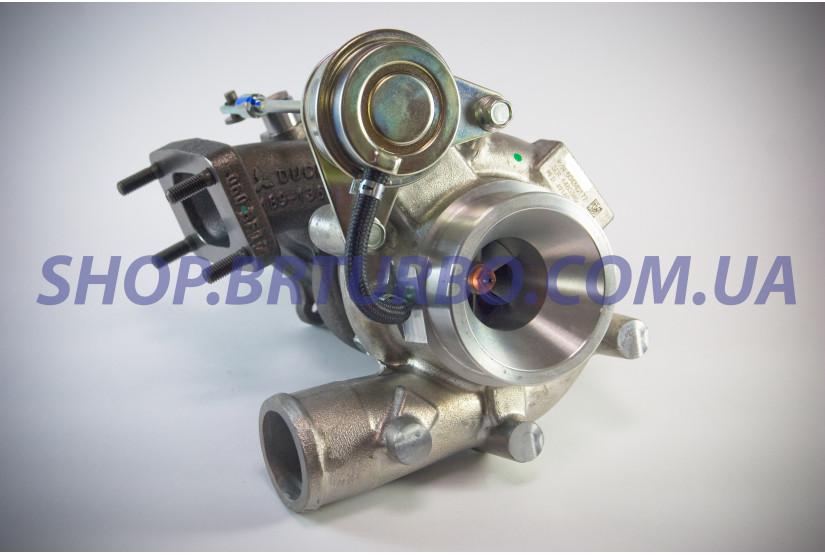 Оригінальний турбокомпресор 4918902913