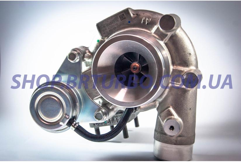 Оригінальний турбокомпресор 4918902912