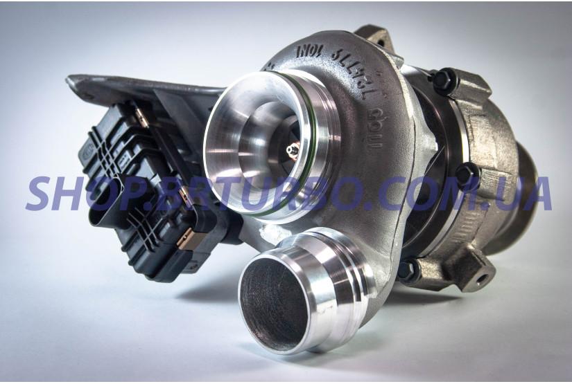 Оригинальный турбокомпрессор 4933500644