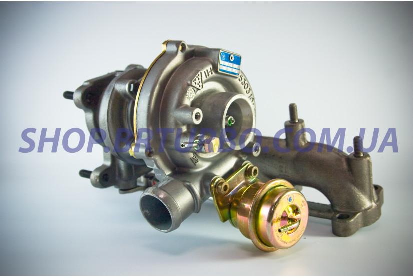 Оригінальний турбокомпресор 53039880036