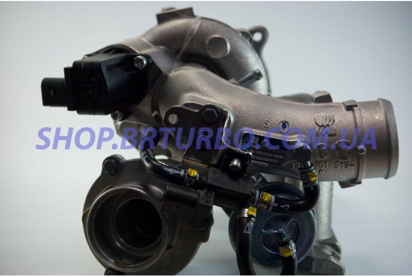 Оригінальний турбокомпресор 53039880105
