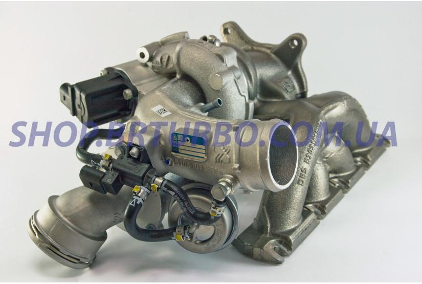 Оригінальний турбокомпресор 53039880136