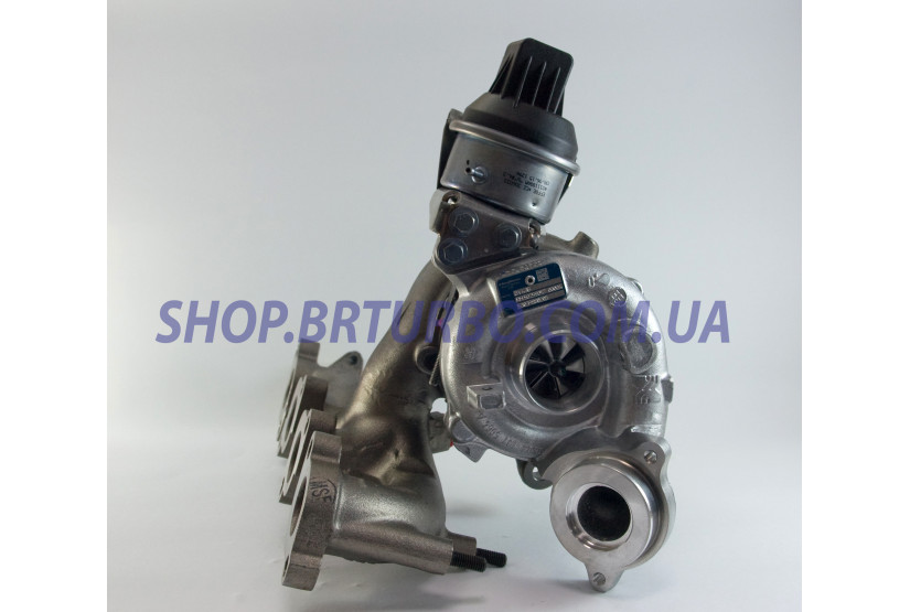Оригінальний турбокомпресор 53039880205