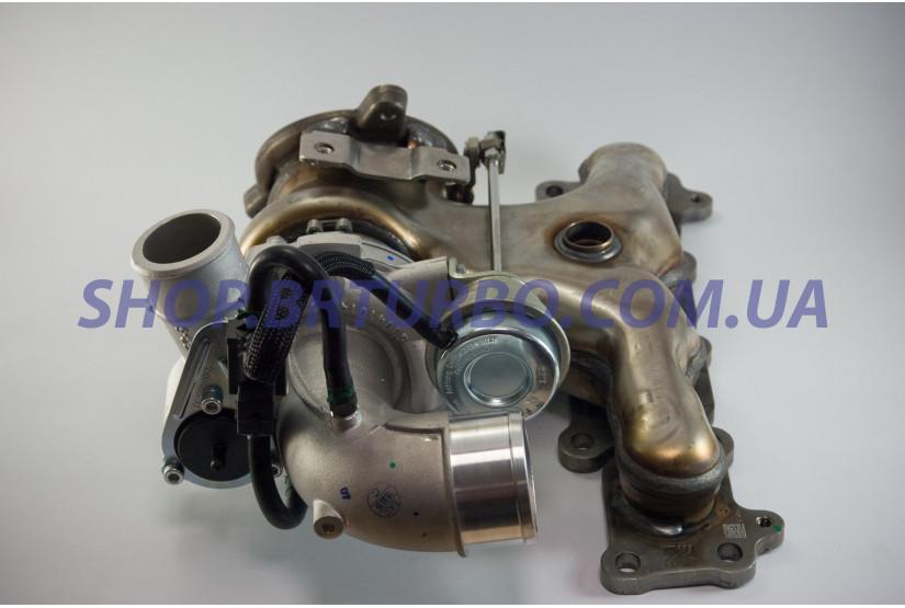 Оригінальний турбокомпресор 53039980505