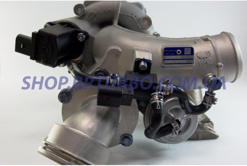 Оригінальний турбокомпресор 53039880290
