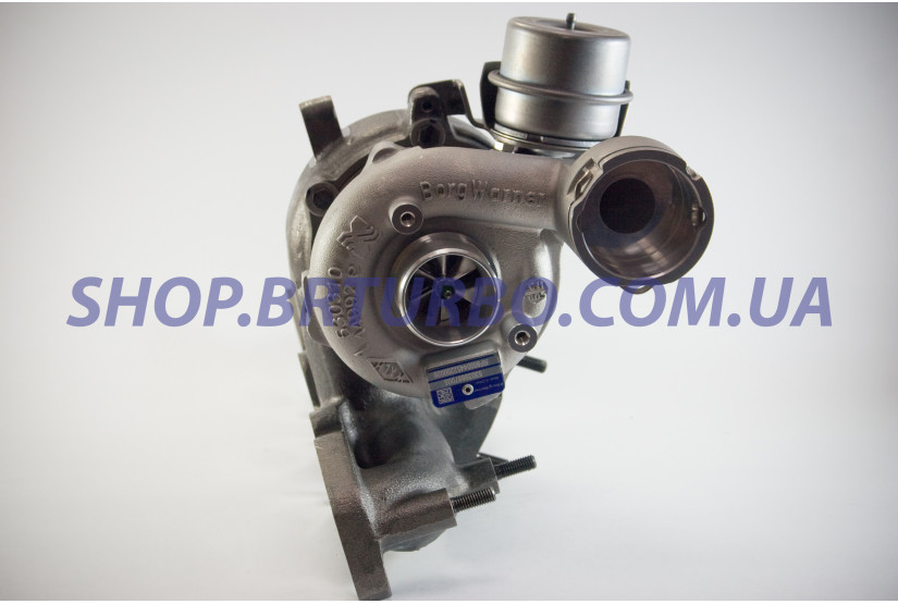 Оригінальний турбокомпресор 53039887005