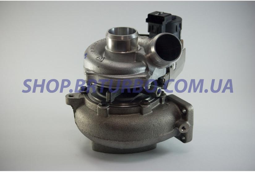 Оригінальний турбокомпресор 53049880116