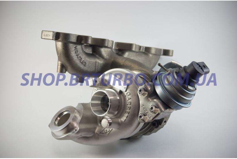 Оригинальный турбокомпрессор  775517-5002S